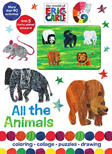 Eric Panda Bear Carle (The World of Eric Carle All the Animals)