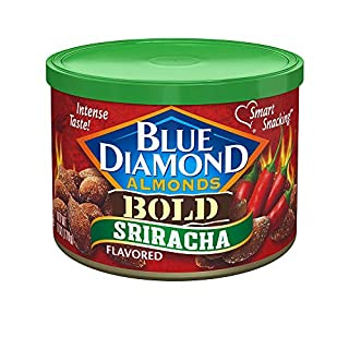 Blue Diamond Bold Sriracha Almonds, 6 Ounce