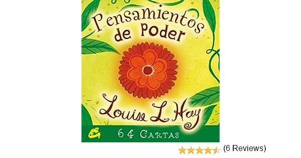 Pensamientos De Poder (Espiritualidad (gaia)): Amazon.es ...