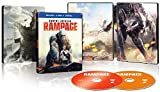 Rampage Limited Edition SteelBook [Blu-ray/DVD] 2018