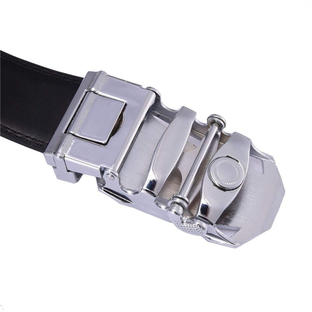 Heitaisi Men Business PU Leather Belt