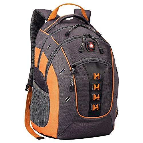Swissgear Orange Granite Backpack Ereader