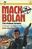 The Violent Streets, Don Pendleton, 0373610416