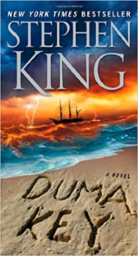 Stephen King Books List: Duma Key
