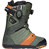 DC Men's Judge Dual Boa Snowboard Boots, 11 Review and Comparison