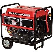 Gentron 6,000W / 7,500W Portable Gas Powered Generator Electric Start