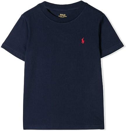 Ralph Lauren Kids Logo Camiseta Navy
