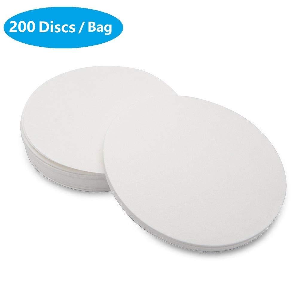 11cm Diameter Fast Filtration Speed Hyber/&Cara Lab Qualitative Filter Paper 200 Circles