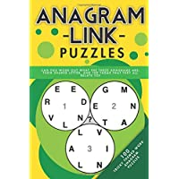 Anagram Link Puzzles: Tricky themed word anagram puzzles