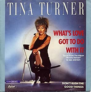Tina Turner - What's Love Got To Do With It - Amazon.com Music