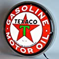 Neonetics TEXACO Motor Oil 15 INCH Backlit LED Lighted Sign, 15""