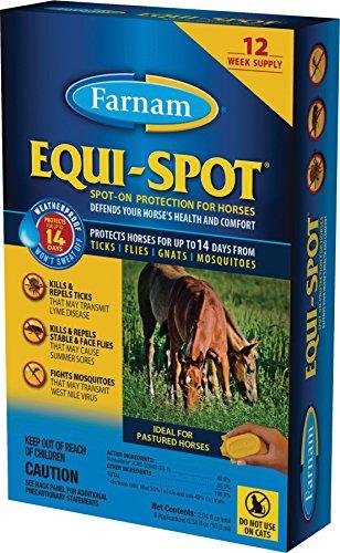 Farnam Equi Spot Protection 12 Week Applications