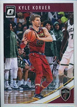 299b8aa3a554 Amazon.com  2018-19 Donruss Optic Basketball  128 Kyle Korver ...