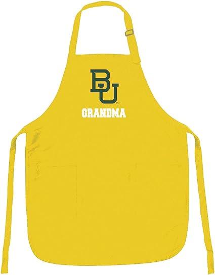 Baylor University Grandma Aprons Baylor Grandma Apron Made in America