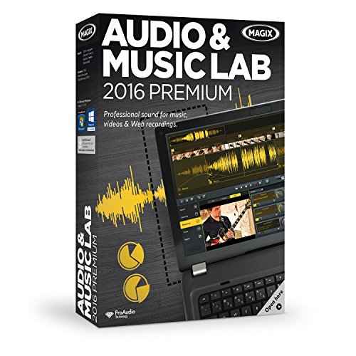 MAGIX Audio Music 2016 Premium product image