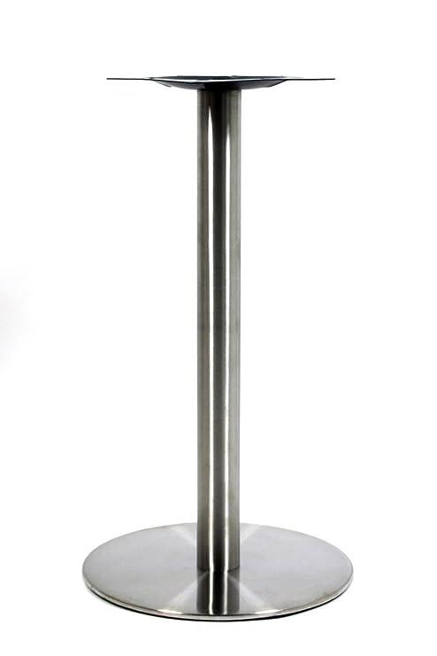 Mesa estructura, mesa del pie, estructura de acero inoxidable ...