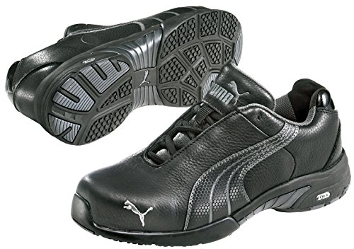 PUMA Safety Women's Velocity SD Black 7 M US - New Puma Cell
