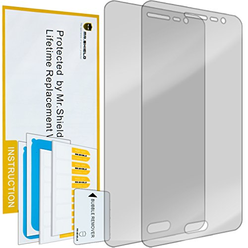 Mr.Shield for Samsung Galaxy On5 Privacy [Anti Spy] Screen Protector [2-Pack] with Lifetime Replacement