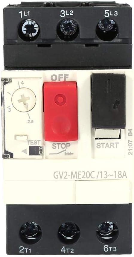 GV2-ME05C 0.63~1A GV2-ME01C//ME02C//ME03C//ME04C//ME05C//ME06C//ME07C//ME08C//ME10C//ME14C//ME16C//ME20C//ME21C//ME22C//ME32C Disjoncteur de protection moteur Disjoncteur moteur Noir