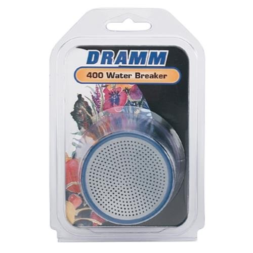 Dramm 12346 400PL Plastic Water Breaker Nozzle by (Plastic Water Breaker)