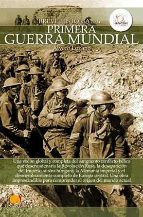 Breve historia de la Primera Guerra Mundial eBook: Lozano