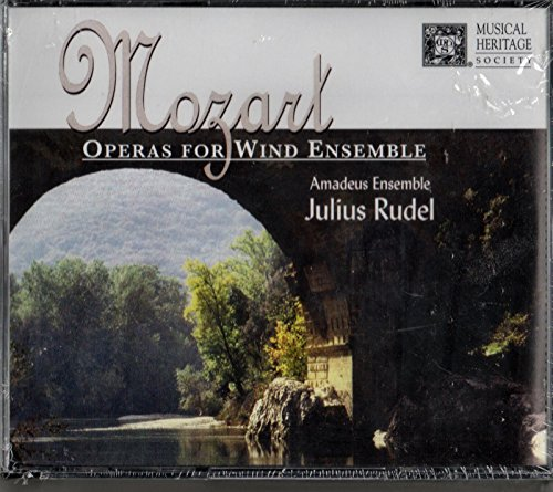 Mozart:: Operas for Wind Ensemble