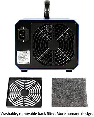 Concise Home Generador De Ozono Industriales Purificador De Aire Ozono Purificador De Aire (10000mg): Amazon.es: Hogar