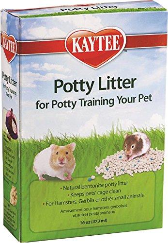 Super Pet Kaytee Potty Litter, 16 Ounce