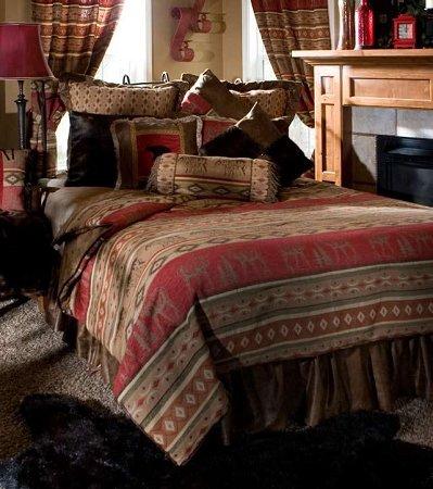 Adirondack Bed - 2