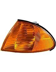 Dorman 1631390 Front Driver Side Turn Signal / Parking Light Assembly for Select BMW Models