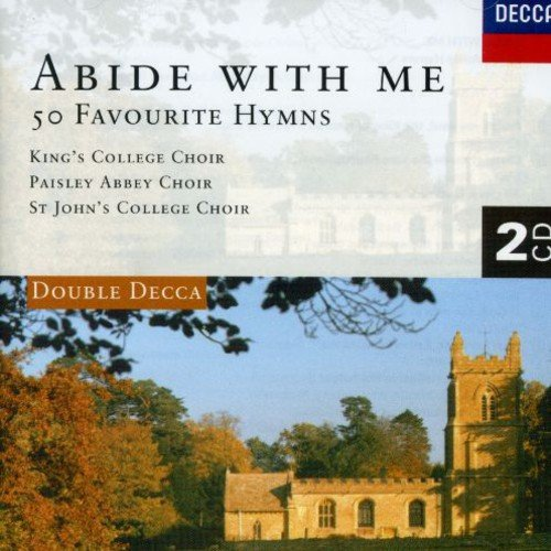 Abide with Me: 50 Favourite Hymns (Favourite Cd Hymns)