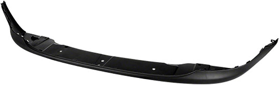 CPP Front Plastic Bumper Deflector for 2012-2013 Kia Soul