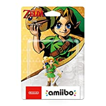 The Legend Of Zelda Majora's Mask Link Amiibo