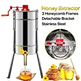 Honey Extractors Review and Comparison