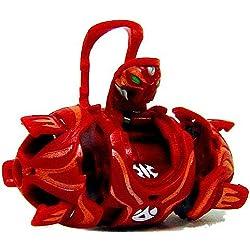 Bakugan Trap Carlsnaut Pyrus (Red)