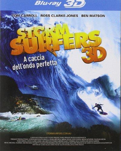 Storm Surfers 3D - Cacciatori Di Onde (Blu-Ray 3D+Blu-Ray) [Italian Edition]