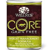 Wellness CORE Weight Management Can Dog Food 12 Pk, My Pet Supplies