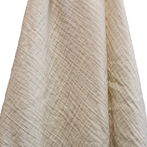 Cloth-eez Muslin Swaddle Made of Double Weave Organic Cotton