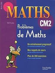 Problèmes de maths CM2 : 10-11 ans