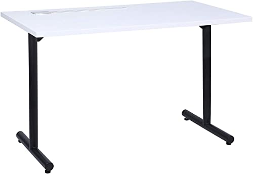Sunon Home Office 47″ Computer Desk Wood Writing Table