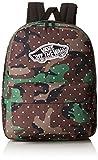 VANS Realm Backpack Camo Dot School Bag - Vans Backpack V00NZ0KPN