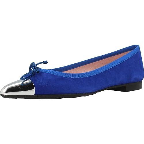Pretty Ballerinas Ballerina Scarpe Per Le Donne, Color Blu, Marca
