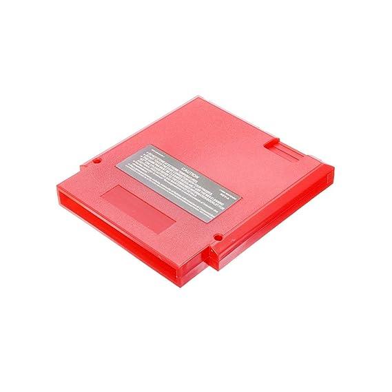 Tarjeta de Videojuegos roja con función de Memoria de 143 ...