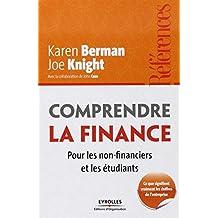 COMPRENDRE LA FINANCE : POUR LES NON-FINANCIERS ET LES ÉTUDIANTS N.E.