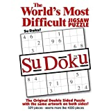 Worlds Most Difficult Sudoku Jigsaw Puzzle (529pc) by Paul Lamond Games
