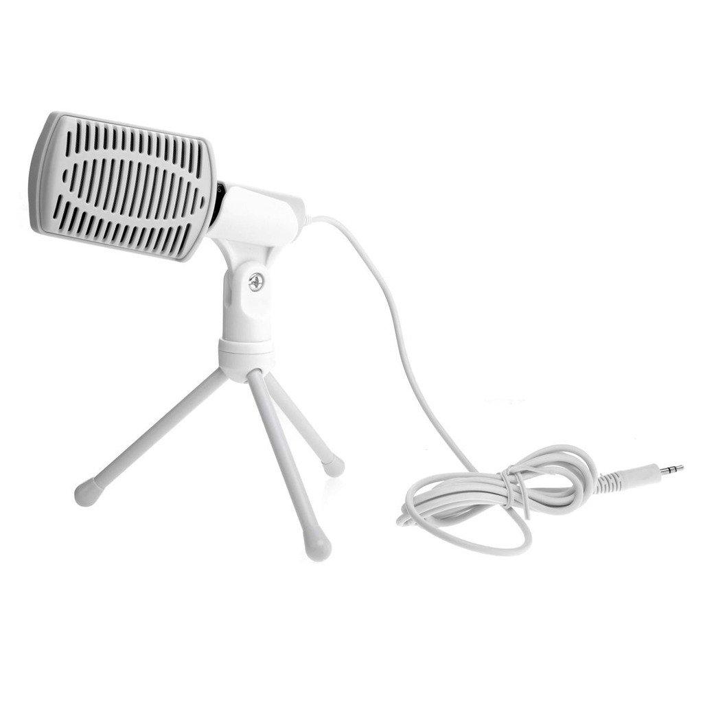 jeystar condensador Sonido micrófono & Tripo para computadora PC Skype Webcast Youtube VÍDEO deチャット B0165EYTSI