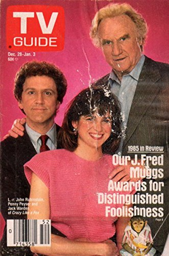 tv-guide-vintage-magazine-12-28-85-crazy-like-a-fox-jack-warden-penny-peyser-john-rubinstein