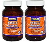 Now Foods Indole-3-Carbinol, 200 mg, 60 Veg Capsules 2 Pack Review