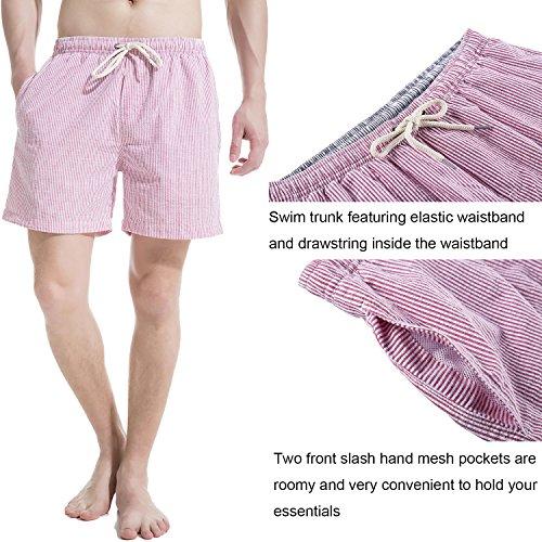 Akula Mens Swim Trunks Beachwear Sufing Swimwear Casual Shorts