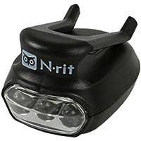 N-rit Unisex Lamba Ultra Bright - İki Modlu 3 Led Şapka Lambası, siyah, tek Beden, S, M, L veya XL, 200274